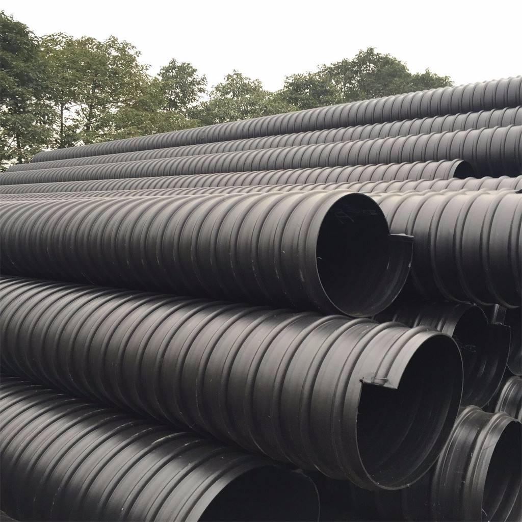 HDPE钢带增强波纹管 (6)