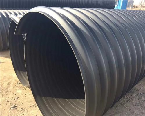HDPE钢带增强波纹管 (2)