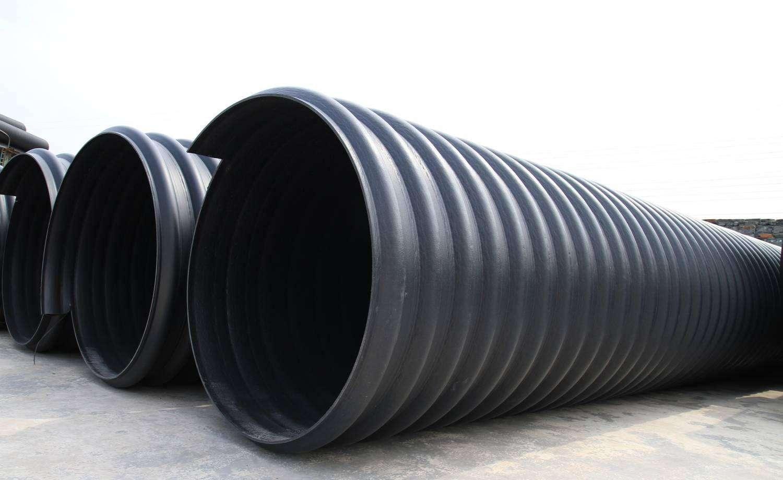 HDPE钢带增强波纹管 (5)